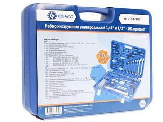 Набор инструментов КОБАЛЬТ 010107-101