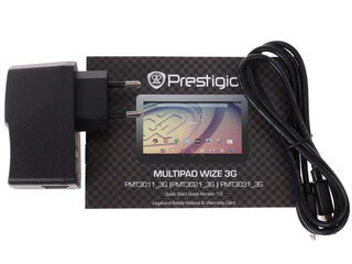 "10.1"" Планшет Prestigio Wize 3031 8 Гб 3G черный"