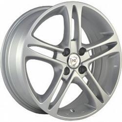 Автомобильный диск литой NZ SH669 7x18 5/114,3 ET 50 DIA 64,1 Sil