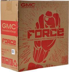 Корпус GMC FORCE черный