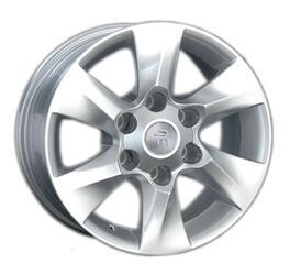 Автомобильный диск литой Replay FD54 7x16 6/139,7 ET 10 DIA 93,1 Sil