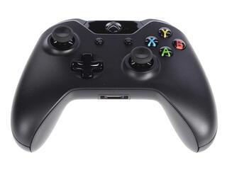 Геймпад Microsoft controller XboxONE for Windows черный