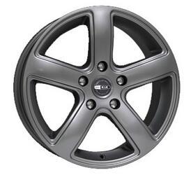 Автомобильный диск Литой K&K Кармен 6,5x15 5/114,3 ET 38 DIA 67,1 Антрацит