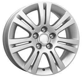 Автомобильный диск Литой K&K 8680 6x15 5/108 ET 25 DIA 65 Sil