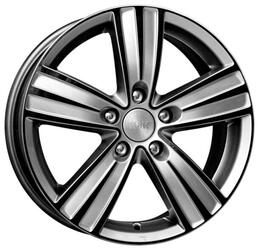 Автомобильный диск  K&K да Винчи 7,5x17 5/130 ET 50 DIA 71,6 Бинарио