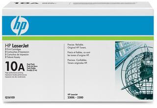 Картридж лазерный HP 10A (Q2610D)