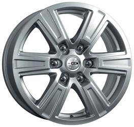 Автомобильный диск  K&K Олеан-6 6x16 5/139,7 ET 40 DIA 98 графит
