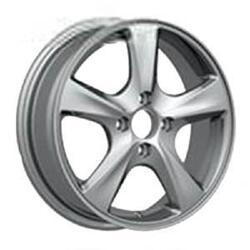 Автомобильный диск литой Replay RN64 6x15 4/120 ET 60 DIA 110,1 Sil