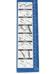 Щетка стеклоочистителя Denso WB-Flat Blade DF-106