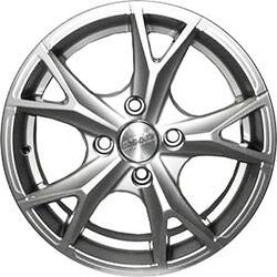 Автомобильный диск Литой Скад Орлан 5,5x14 4/100 ET 45 DIA 56,1 Селена