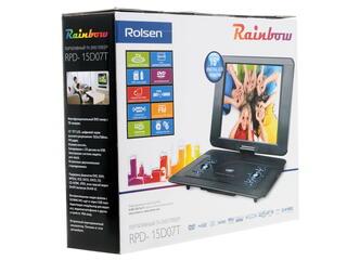 Портативный видеоплеер Rolsen RPD-15D07T