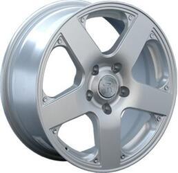 Автомобильный диск литой Replay CHR4 7x16 5/114,3 ET 33 DIA 60,1 Sil