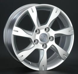 Автомобильный диск литой Replay RN44 6,5x15 5/112 ET 39 DIA 60,1 Sil