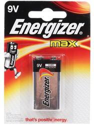 "Батарейка Energizer Max ""Крона"""