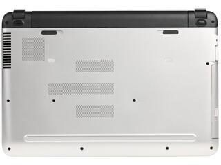 "15.6"" Ноутбук HP Pavilion 15-ab251ur серебристый"