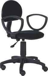 Кресло офисное Бюрократ Ch-213AXN черный