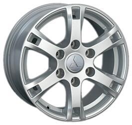 Автомобильный диск литой Replay MI51 7,5x17 6/139,7 ET 46 DIA 67,1 Sil