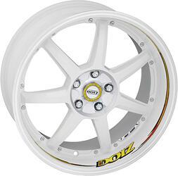 Автомобильный диск Литой Dotz Fast Seven 9,5x19 5/114,3 ET 35 DIA 71,6 Drift