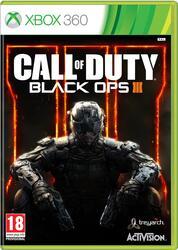 Игра для Xbox 360 Call of Duty: Black Ops III