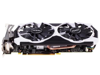 Видеокарта MSI AMD Radeon R7 370 [R7 370 2GD5T OC] [R7 370 2GD5T OC]
