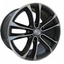 Автомобильный диск литой Replay B162 10x19 5/120 ET 53 DIA 74,1 GMF