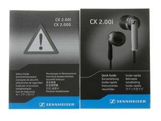 Наушники Sennheiser CX 2.00i