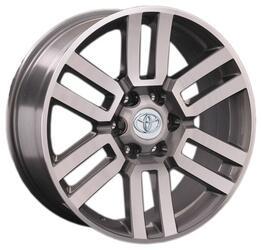 Автомобильный диск литой Replay TY78 8,5x20 6/139,7 ET 25 DIA 106 GMF