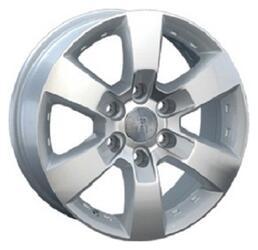 Автомобильный диск литой Replay TY83 7,5x17 6/108 ET 52,5 DIA 63,3 GMF