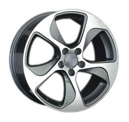 Автомобильный диск литой Replay A76 8x18 5/112 ET 39 DIA 66,6 BKF