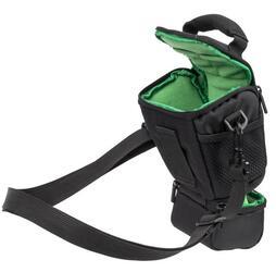 Сумка Riva 7415 черный, зеленый