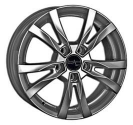 Автомобильный диск Литой LegeArtis TY112 6,5x16 5/114,3 ET 45 DIA 60,1 GM