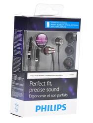 Гарнитура проводная Philips SHE9005 черный