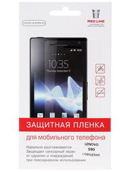 "5""  Пленка защитная для смартфона Lenovo S90"