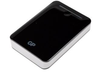 Портативный аккумулятор GP GL301 черный
