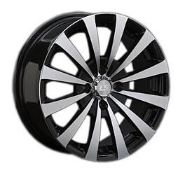 Автомобильный диск Литой LS NG247 6,5x15 5/114,3 ET 38 DIA 73,1 BKF