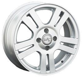 Автомобильный диск Литой LegeArtis GM18 6x15 4/100 ET 49 DIA 56,6 Sil