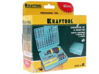 Отвертка реверсивная Kraftool 25556-H43