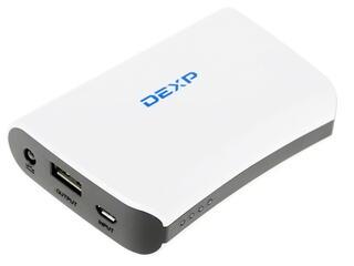 Портативный аккумулятор DEXP MA 6 белый
