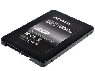 256 ГБ SSD-накопитель AData SP600 [ASP600S3-256GM-C]