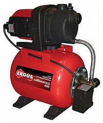 Насосная станция  QE ( Ergus ) Automatico  600 (600 Вт, 2800 л/ч, для чистой, 35 м, 12кг)