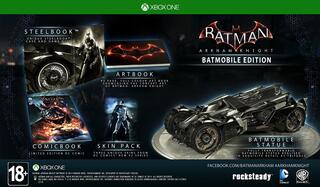 "Игра для Xbox ONE ""Batman: Рыцарь Аркхема"" Batmobile Edition"