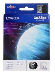 Картридж струйный Brother LC-970BK