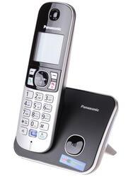 Телефон беспроводной (DECT) Panasonic KX-TG6811RUB