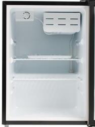 Холодильник SHIVAKI SHRF-74CHS серебристый, чёрный