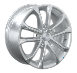 Автомобильный диск литой Replay A71 6,5x16 5/112 ET 46 DIA 57,1 Sil