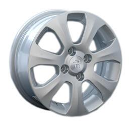 Автомобильный диск Литой Replay OPL19 5,5x14 4/100 ET 39 DIA 56,6 Sil