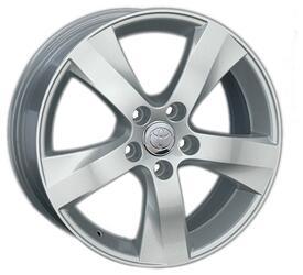 Автомобильный диск литой Replay TY118 7x17 5/114,3 ET 39 DIA 60,1 GM