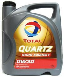 Моторное масло TOTAL QUARTZ ENERGY 9000 0W30 151522