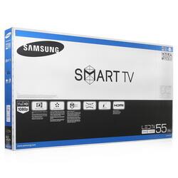 """55"""" (139 см)  LED-телевизор Samsung UE55J6200 черный"""
