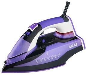 Утюг Akai IS-1901V фиолетовый